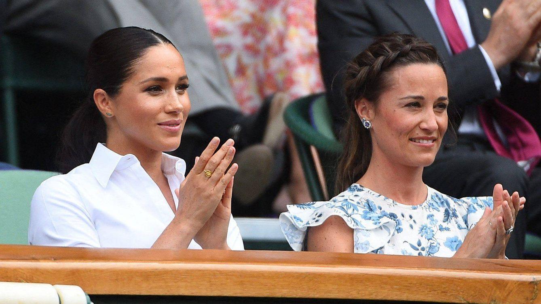 Pippa Middleton, más cerca de Meghan que de Kate, al menos en el terreno beauty