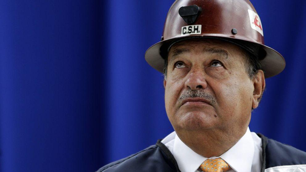 Si quiere convencer de algo a Carlos Slim, llámele ingeniero