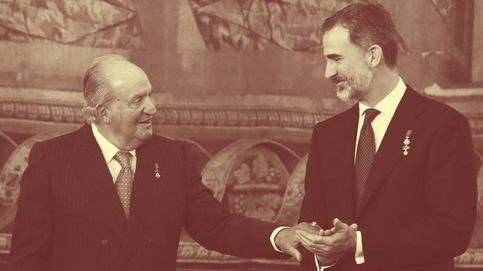 La Casa Real rehabilita a don Juan Carlos en el aniversario de la Constitución