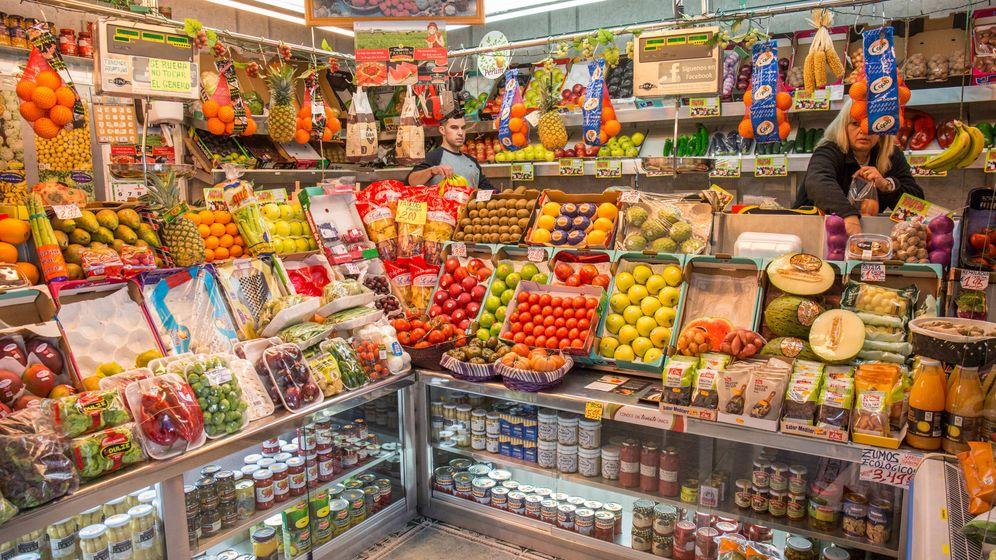 Foto: La fruta es lo que más sube en el año