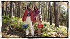 Nos perdemos en el bosque con dos reinas atípicas de Instagram