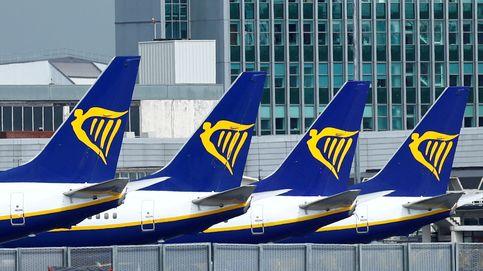 Ryanair pierde 815 millones en su año más difícil, pero ya ve recuperación