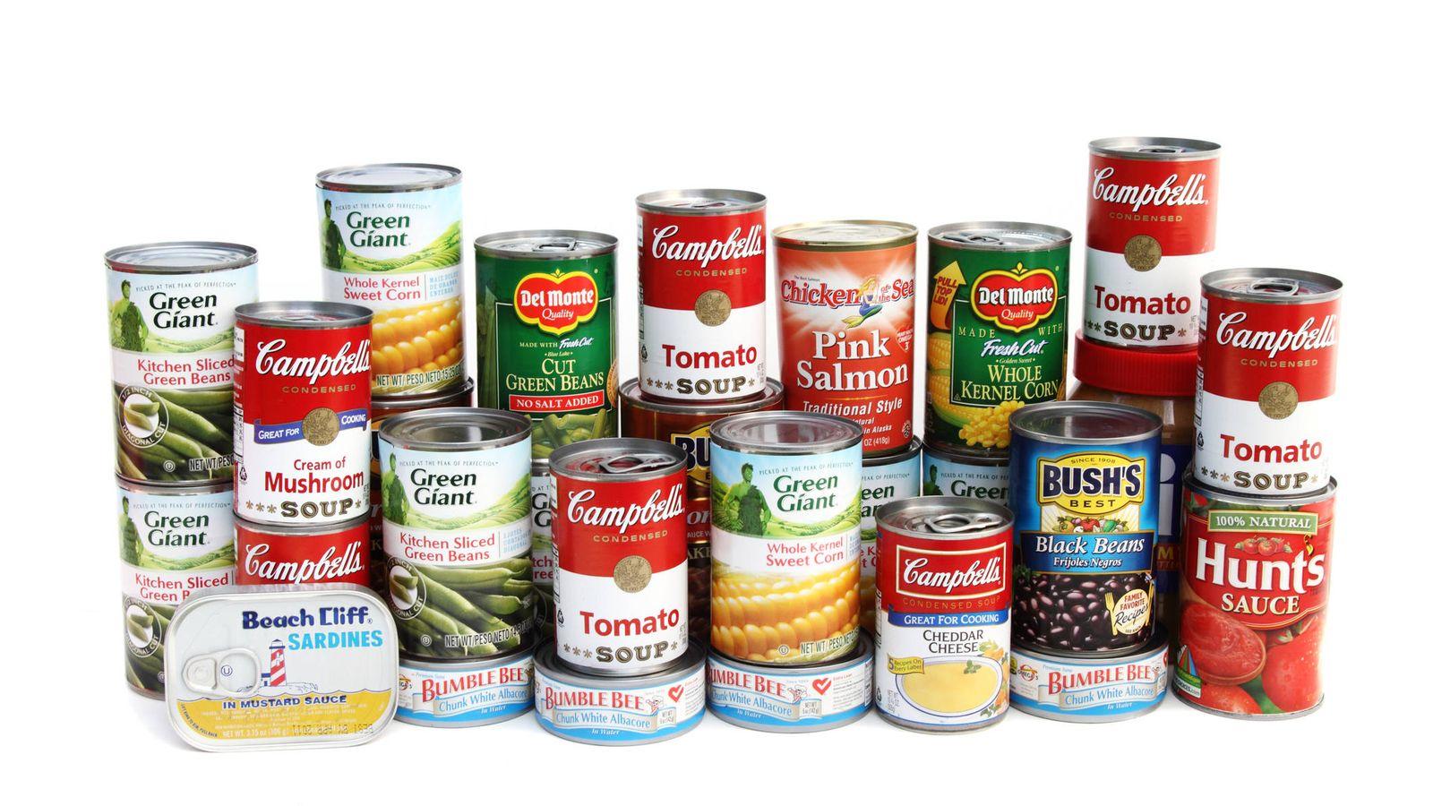 Que productos contienen el BPA