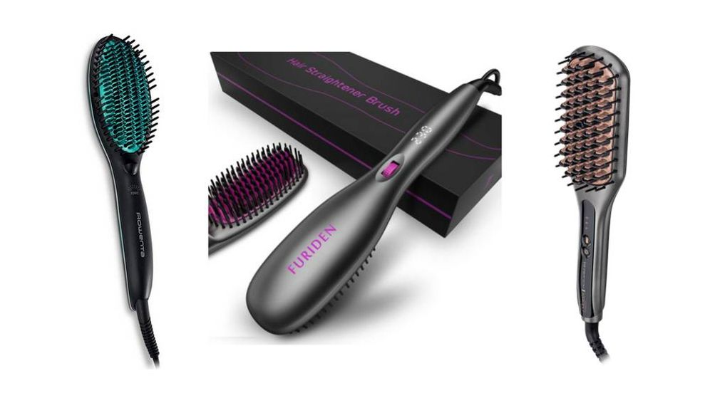Foto: Los mejores cepillos para alisar tu pelo rizado o encrespado