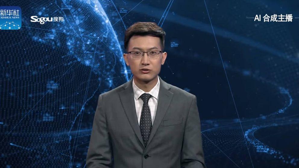 Al gobierno chino le gusta esto: periodistas virtuales creados con inteligencia artificial