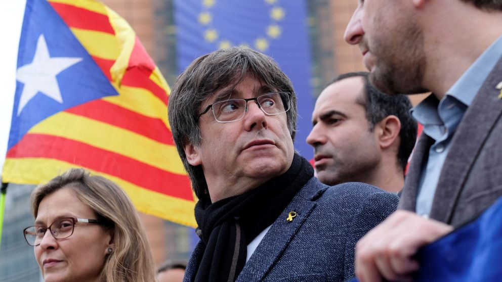 Primeras dudas de Bélgica con la euroorden: pregunta si Puigdemont es inmune