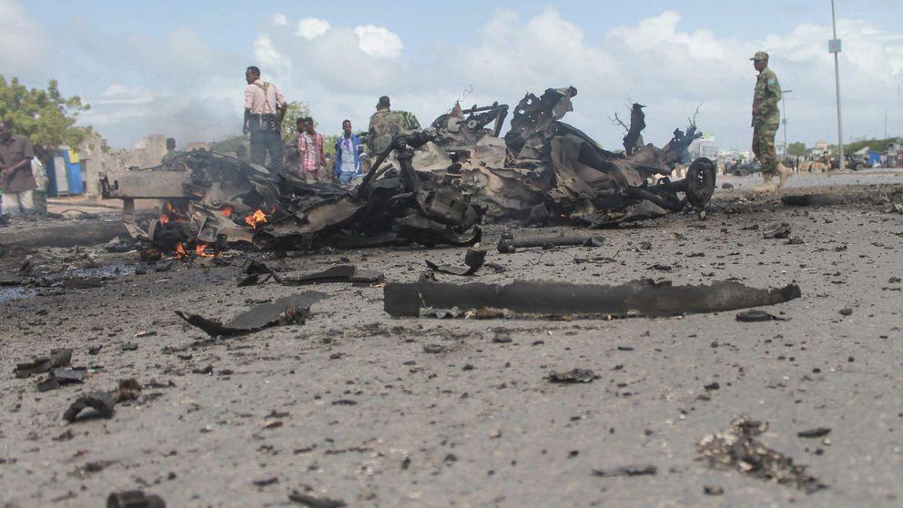 Un nuevo ataque terrorista en Somalia deja decenas de muertos