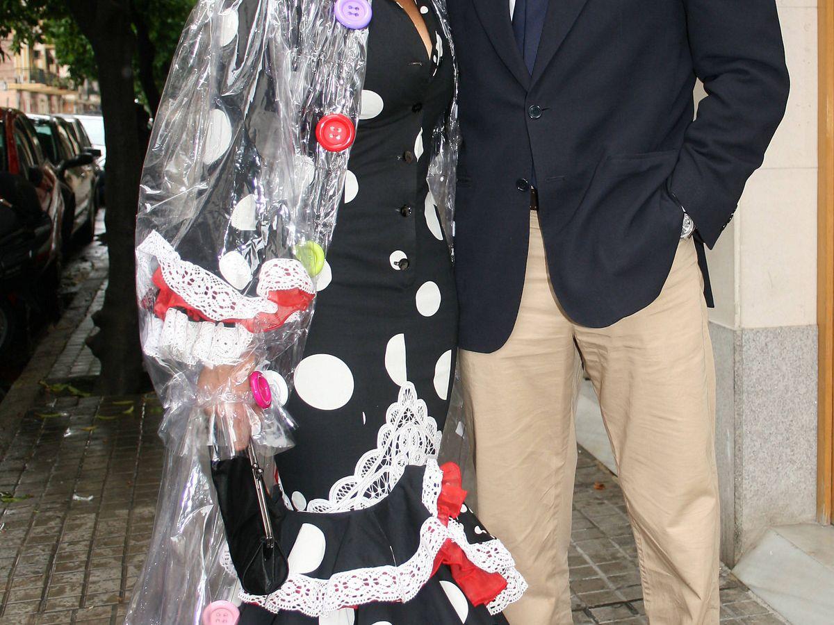 Foto: Raquel y Miguel Ángel, en una imagen de 2008. (Lagencia Grosby)