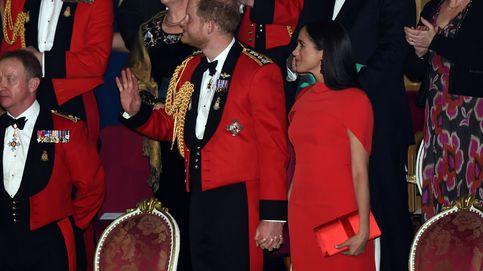 Las manos de Meghan y Harry hablan por sí solas en este vídeo que se ha hecho viral