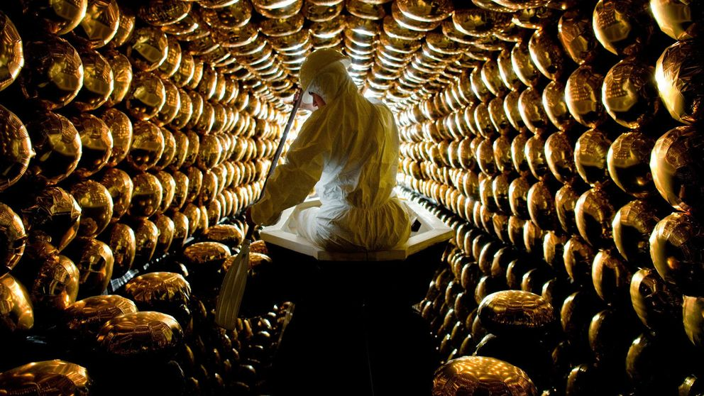 Un científico español a la caza del neutrino en Japón