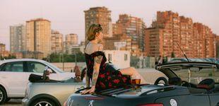 Post de Tralla en el autocine: así es un concierto de música en directo de la nueva normalidad