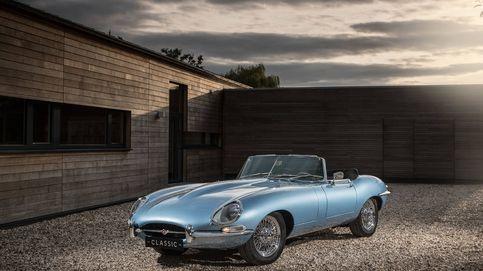Así es el nuevo Concept Zero de Jaguar, la versión eléctrica del E-Type