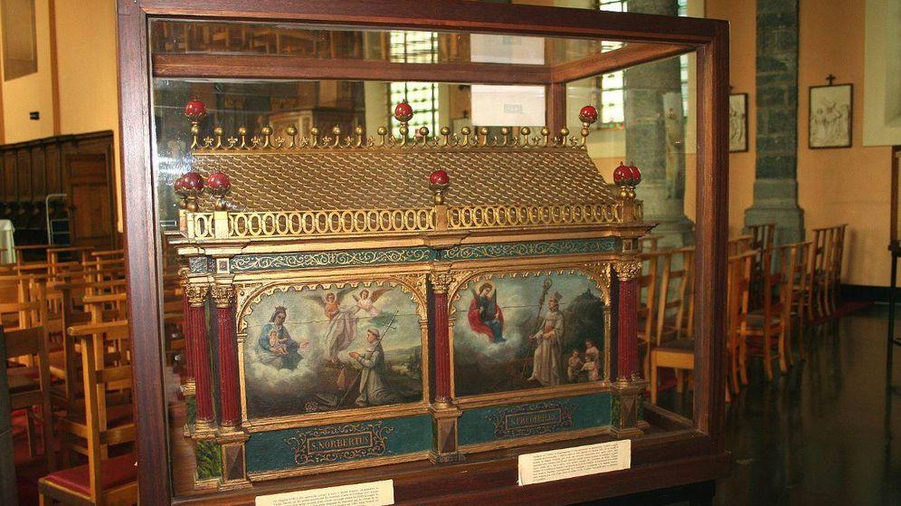 Foto: Reliquias de San Federico de Utrecht, en la Iglesia de San Martin, Bélgica. (Jean-Pol Grandmont/Wikipedia)