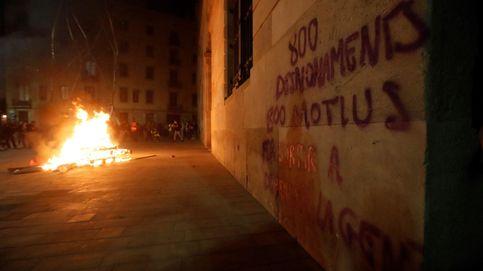 Empresarios en pie de guerra por la inacción de la Generalitat en los disturbios