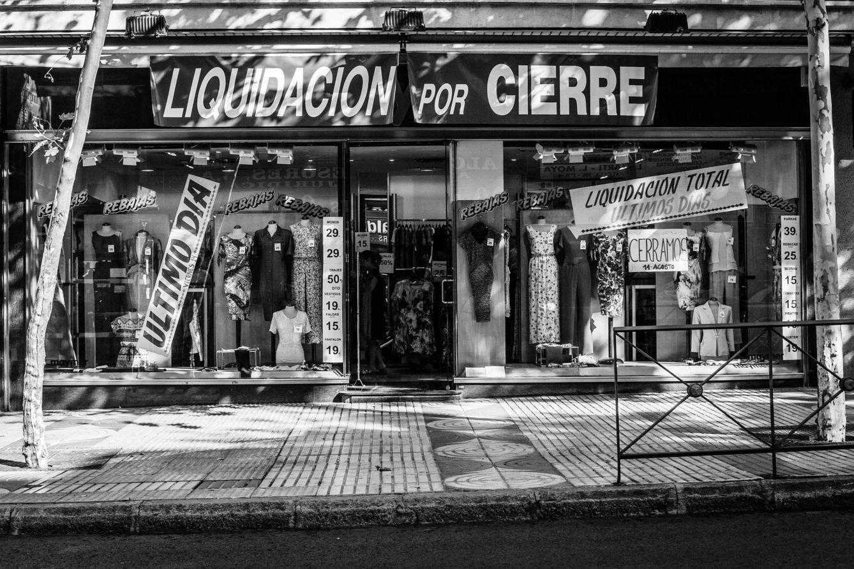 Noticias de madrid liquidaci n por cierre as muri el - Muebles calle alcala ...