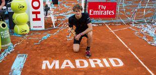 Post de Zverev recuerda en Madrid que el futuro es suyo pero ¿es capaz de ganar un grande?