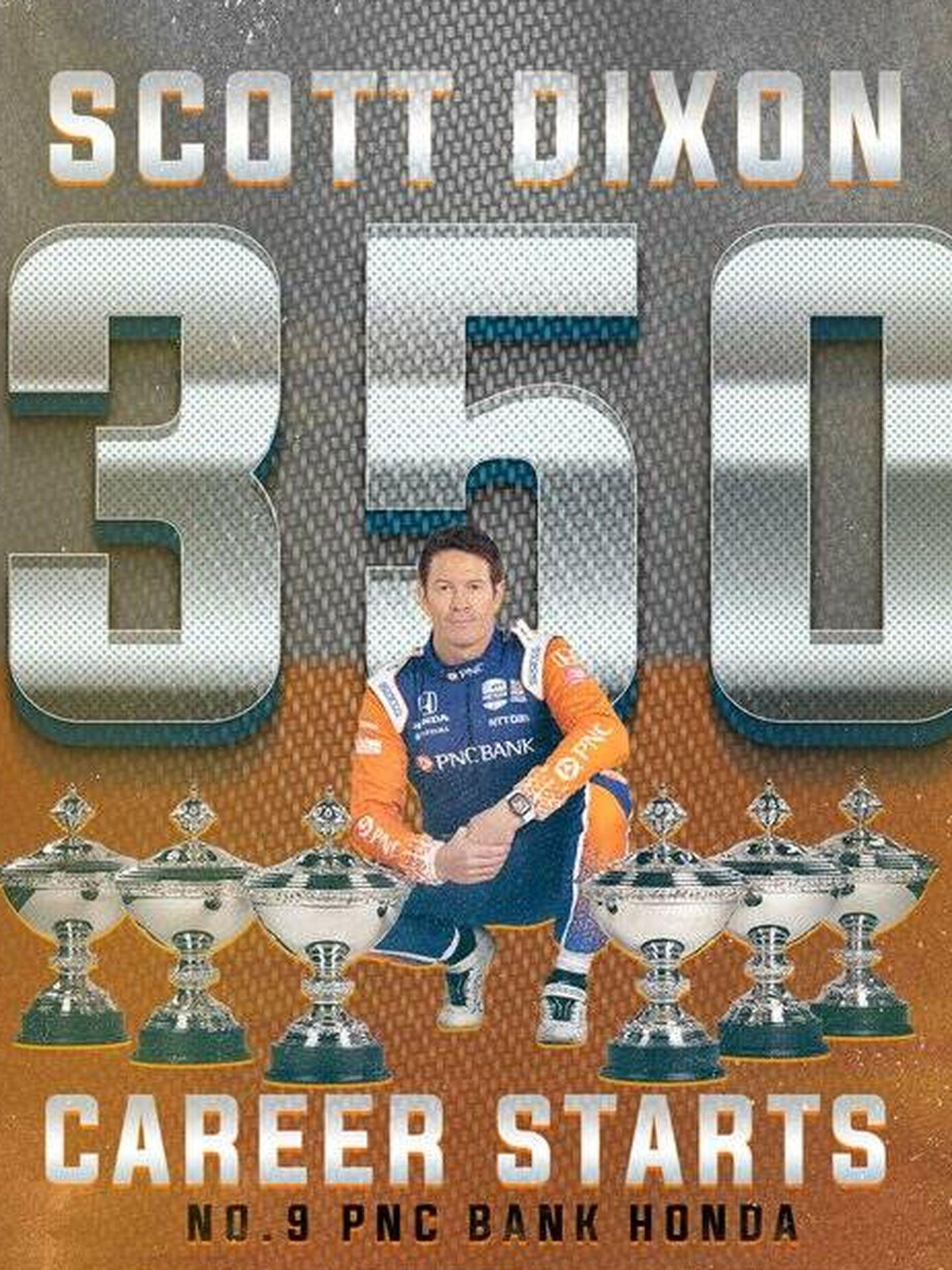 Palou ha batido en 2021 a la gran estrella del IndyCar, Scott Dixon.