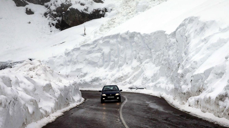 Vuelve el temporal a 17 provincias: estas son las alertas por nieve, viento, oleaje y aludes