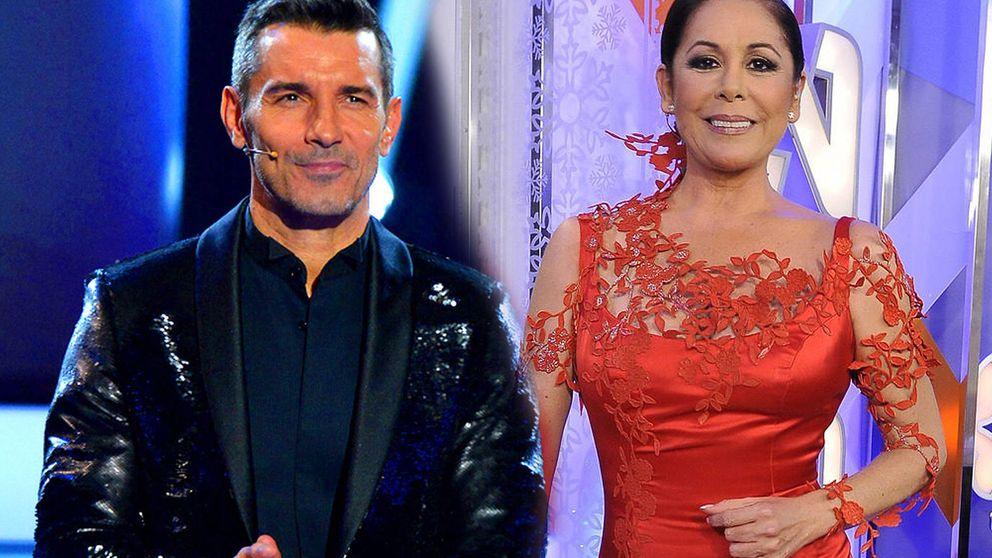 'Campanadas 2019': Mediaset, a por otro récord ¿con I. Pantoja y Jesús Vázquez?