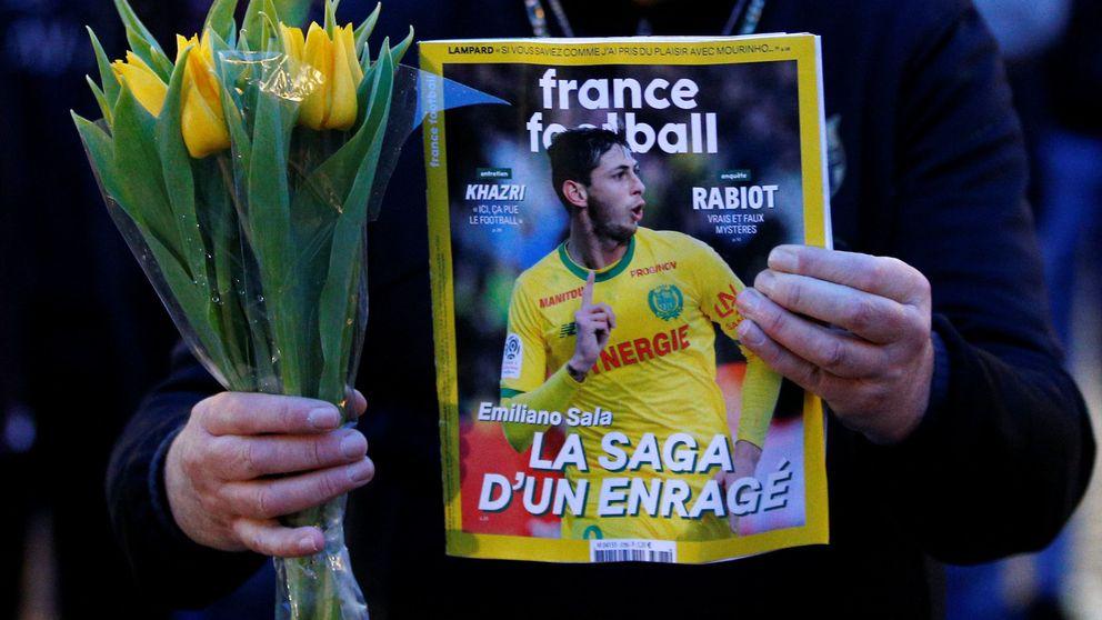 Caso Emiliano Sala: la policía considera escasas las opciones de encontrarle con vida