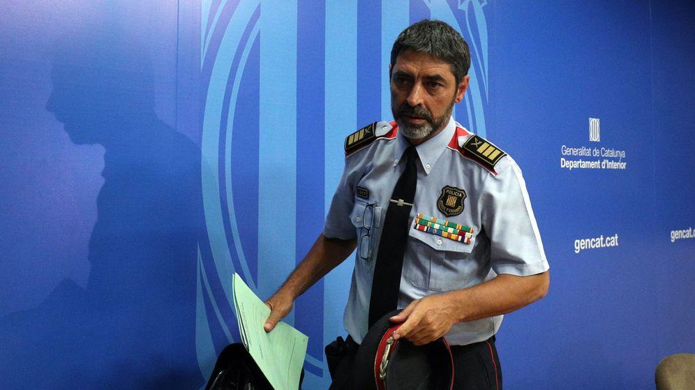 Foto: El jefe de los Mossos, Josep Lluis Trapero. (Reuters)