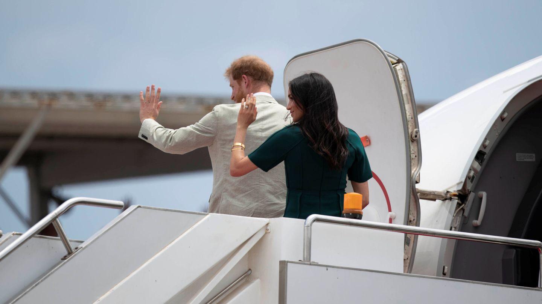 El príncipe Harry y Meghan Markle, en una imagen de archivo. (Reuters)