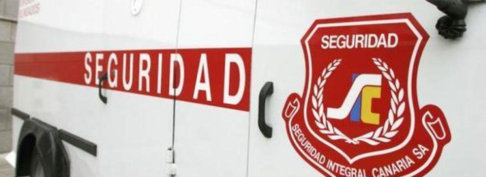 Foto: Seguridad Integral Canaria culpa a las administraciones públicas de su delicada situación. (EFE)