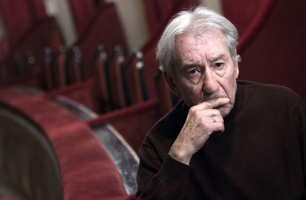 Foto: José Sacristán recibe el Premio Corral de Comedias (Efe)