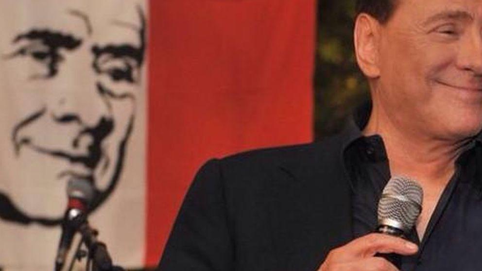 Berlusconi se retrata en su cuenta de Instagram