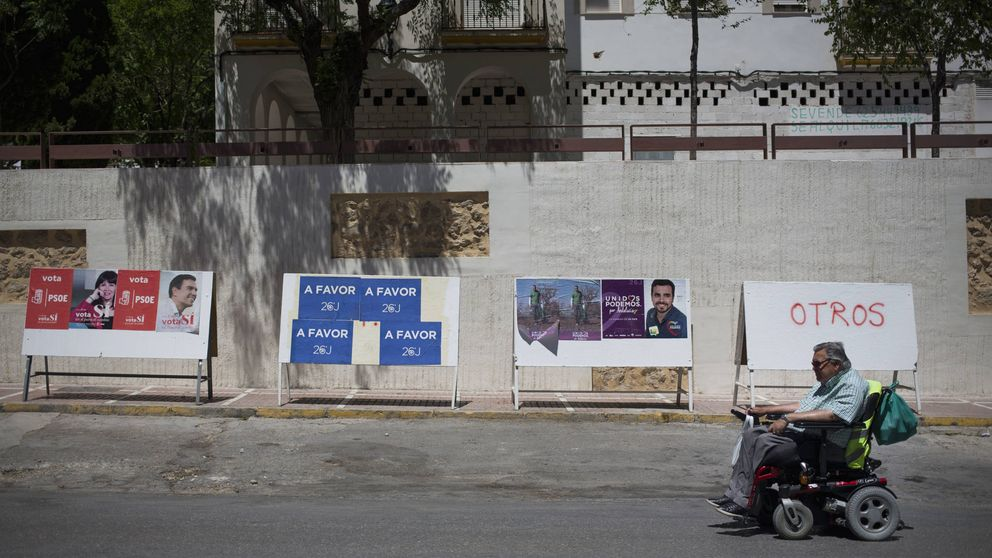 Viaje a Jódar, el pueblo 'podemista' de Bódalo donde gana el PSOE