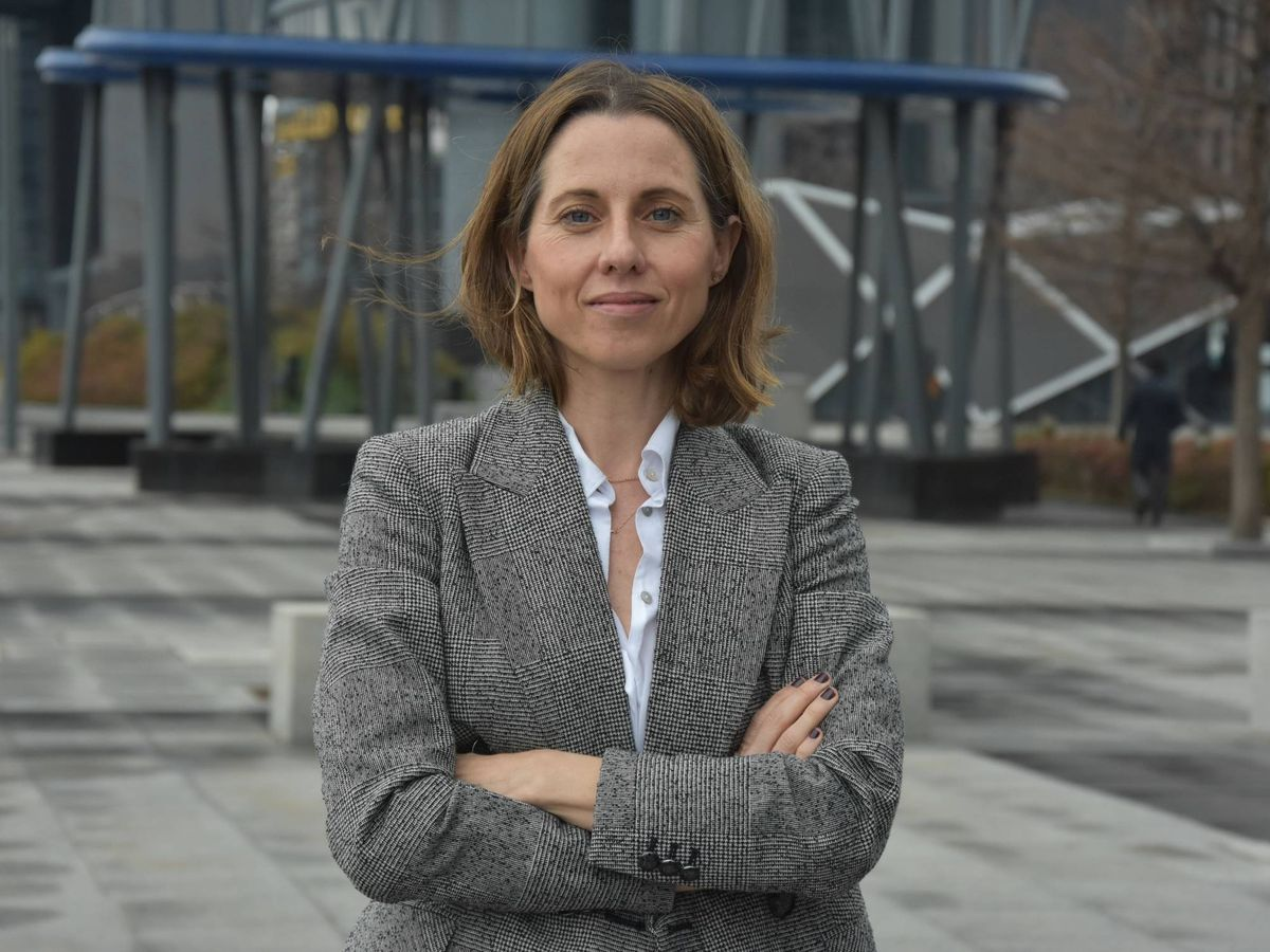 Foto: Patricia Liñán, socia de competencia de Ecija.