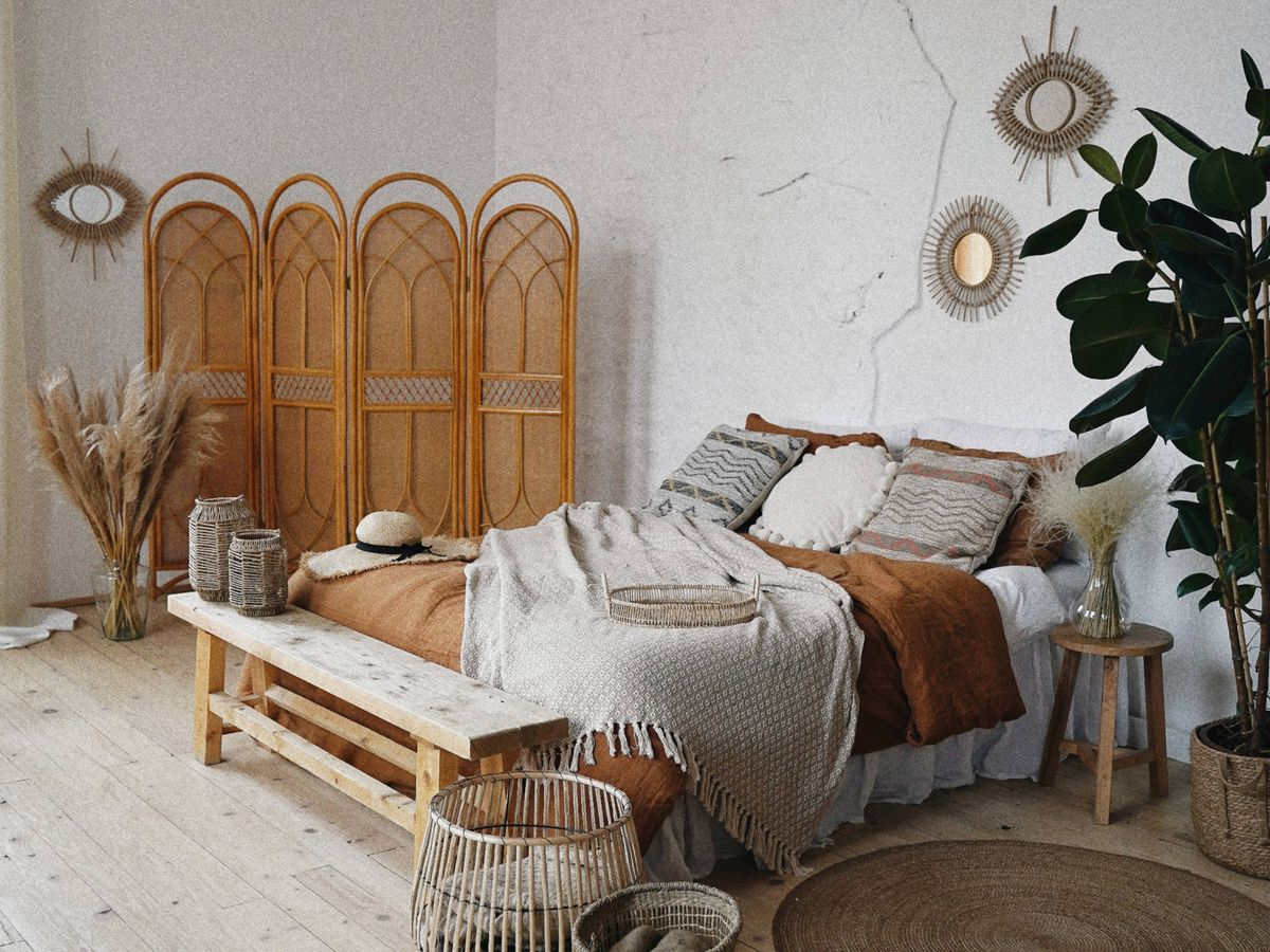 Foto: Compra en Amazon un nuevo conjunto para vestir tu cama. (Unsplash)