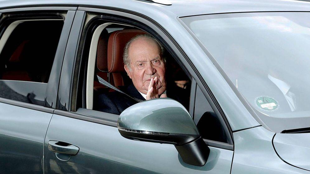Foto: El rey emérito Juan Carlos I. (EFE)