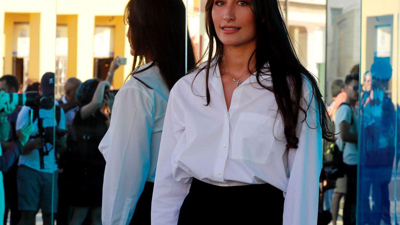 La artista cubana Rachel Valdés . (EFE)