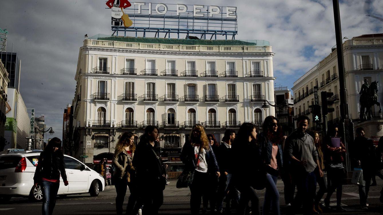 El Madrid peatonal de Almeida y Villacís: Sol, otras 20 plazas y calles secundarias