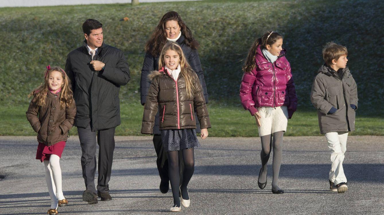 Ana María Morales, la hija de Alexia de Grecia y sobrina del rey Felipe, cumple 18 años