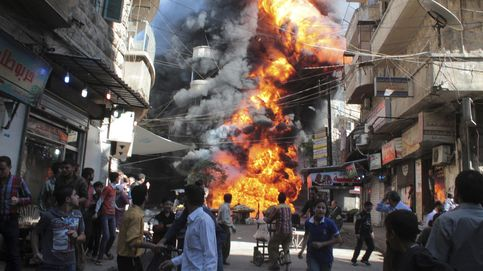 Guerra de divisas en Siria