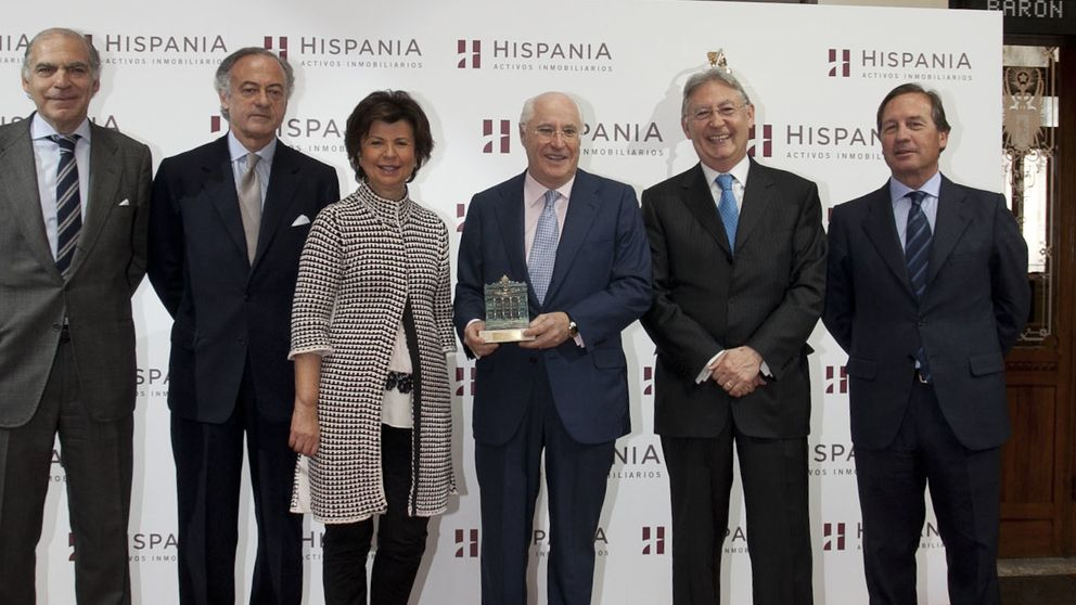 Hispania da a los inversores seis años para decidir su futuro en bolsa