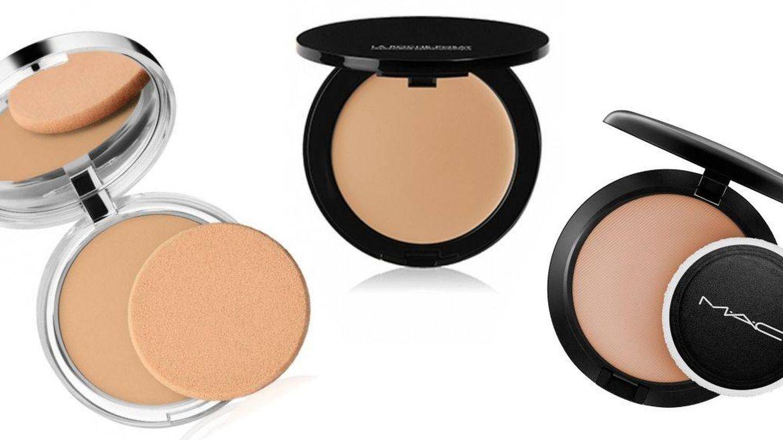 Maquillaje compacto, la solución para el retoque perfecto.