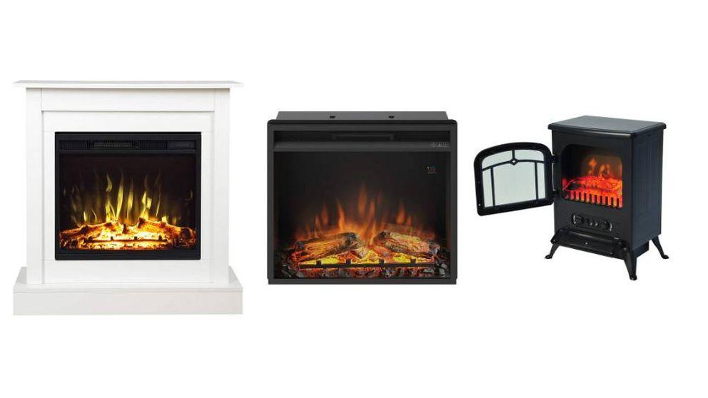 Las mejores chimeneas eléctricas para calentar el hogar en invierno