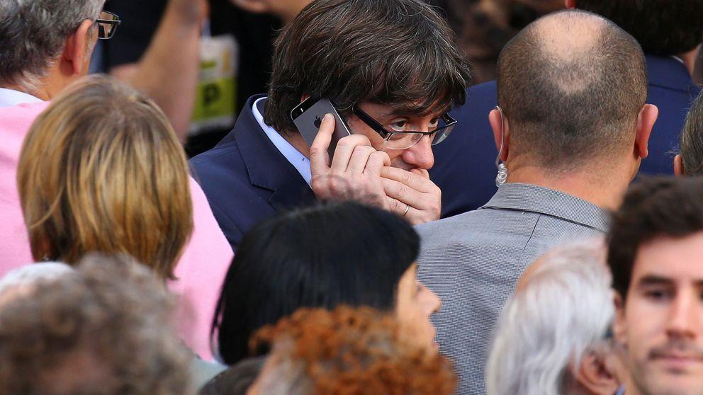 Puigdemont intentó comprar en Israel material de espionaje por 27 millones