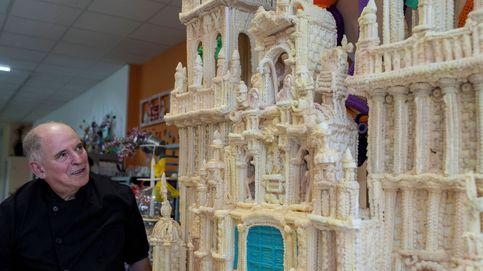 Catedral de Santiago de azúcar y exposición de Jaume Plensa en el MACBA: el día en fotos