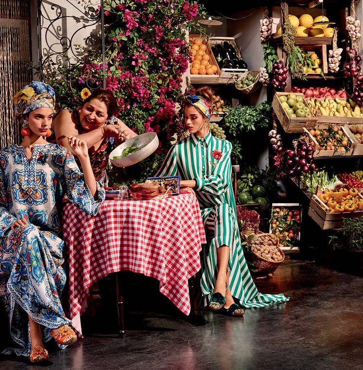 Foto: Estos alimentos harán mucho por ti lo que queda de invierno. (Foto: Dolce & Gabbana)