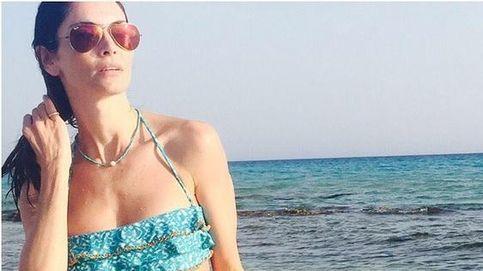 Eugenia Silva disfruta del verano en Formentera