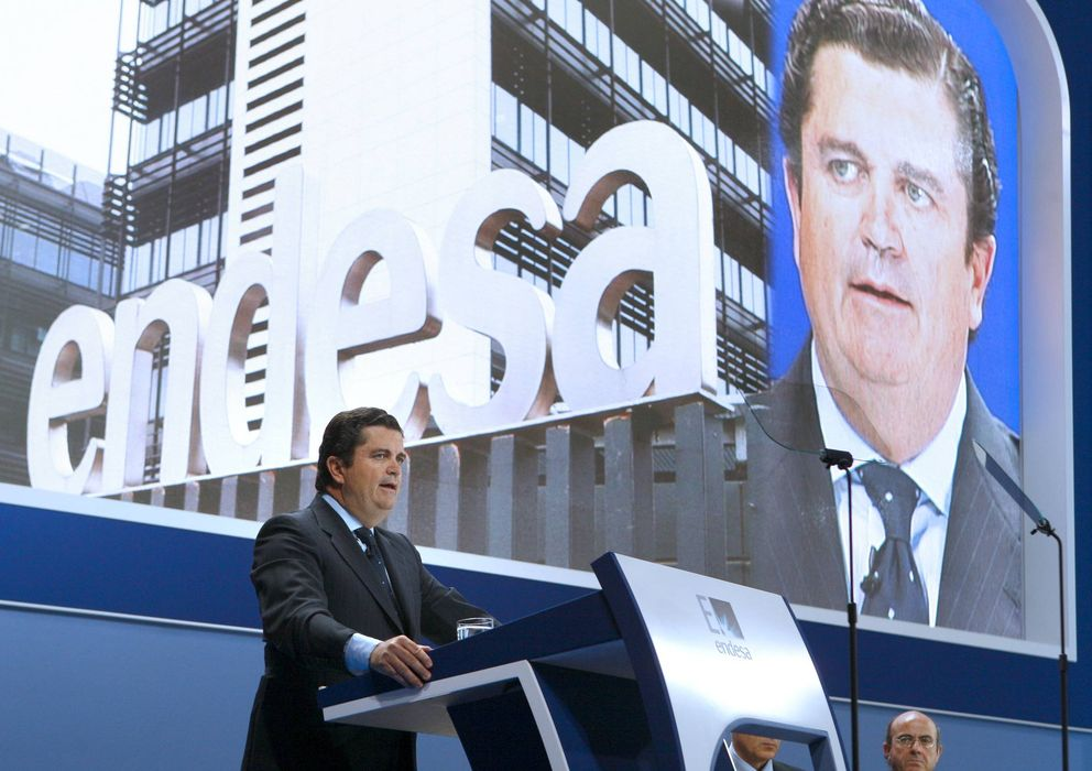 Foto: - El presidente de Endesa, Borja Prado (Efe)