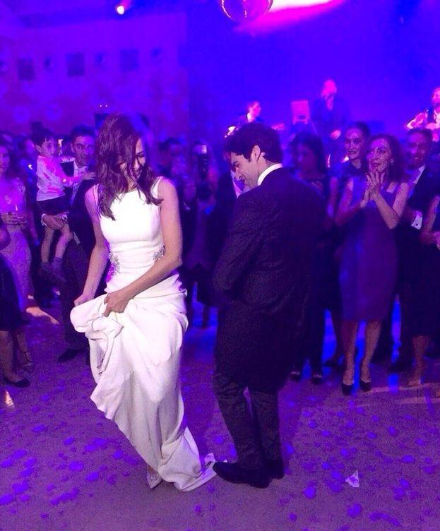 boda de cayetano y eva: la noche en la que eva gonzález y cayetano