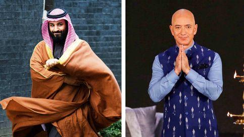 El príncipe saudí, implicado en el 'hackeo' del móvil de Jeff Bezos, según una investigación