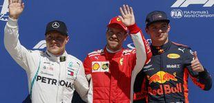Post de GP de Canadá: Impresionante 'pole' de Vettel, con Sainz noveno y Alonso 14º