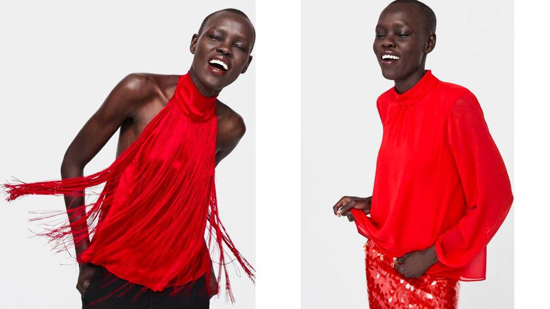 Toca seguir invirtiendo en prendas de color rojo (Cortesía)