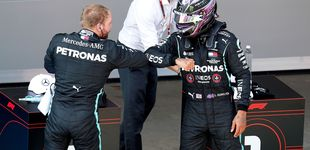 Post de Fórmula 1: pole de Hamilton, nuevo fiasco de Vettel y Carlos Sainz saldrá séptimo